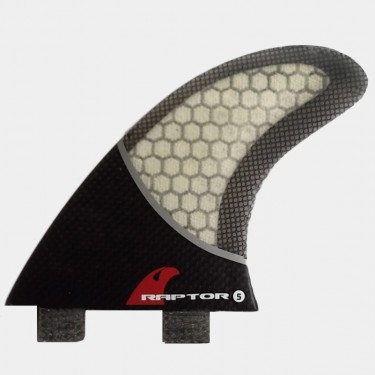 Double Hexcore Super Light Fin Set - 5